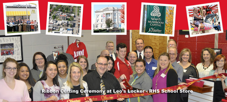 Leo's Locker Room - RHS School Store