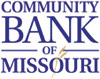 Community of Bank Missouri logo