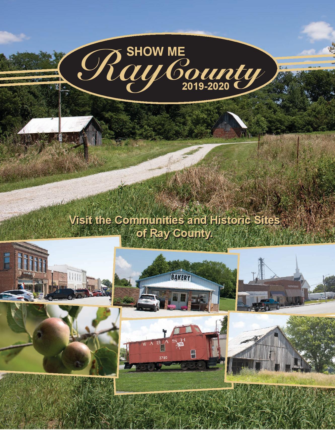 Show Me Ray County 2019-2020 cover